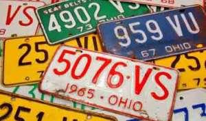 जानिए आखिर क्या है गाड़ियों की नंबर प्लेट कलर का फंडा?