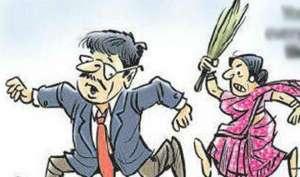 पतियों की पिटाई के मामले में सबसे आगे हैं इस देश की महिलाएं
