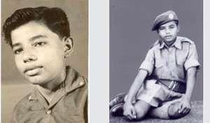 तस्वीरों में देखिए, नरेंद्र मोदी का बचपन से लेकर प्रधानमंत्री बनने तक का सफर
