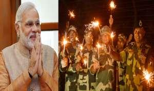 #Sandesh2Soldiers: सरहद पर जवानों संग 'दिवाली' मनाएंगे PM मोदी