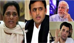 UP Election 2017: पश्चिमी उत्तर प्रदेश से निकलेगी जीत की राह