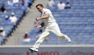 पुणे टेस्ट: ओ कीफ के गेंदबाजी आंकड़े में दिखा यह हैरान करने वाला संयोग