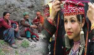 भारत का एक गांव जहां 5 दिनों तक निर्वस्त्र रहती हैं शादीशुदा महिलाएं!
