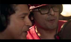 तेंदुलकर का सोनू निगम के साथ गाना 'क्रिकेट वाली बीट' हुआ वायरल