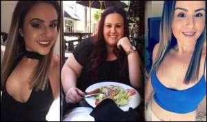 एक साल में इस लड़की ने 90 किलो वजन घटा सबको किया दंग, जानिए कैसे