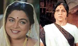 निरूपा रॉय की दमदार मां की छवि के बीच रीमा लागू ने बनाई खास जगह