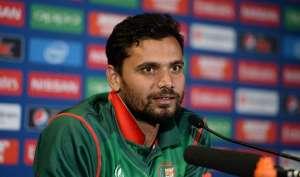 सेमीफाइनल में भारत के साथ बगैर किसी चिंता के खेलना चाहते हैं: मशरफे मुर्तजा