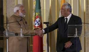 पुर्तगाल यात्रा पर PM नरेंद्र मोदी, भारत-पुर्तगाल में कई अहम समझौते