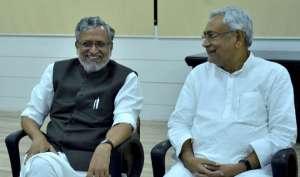बिहार में BJP-JDU सरकार, कल CM पद की शपथ लेंगे नीतीश कुमार, डिप्टी CM होंगे सुशील मोदी