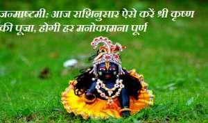 Janmashtami 2017: राशिनुसार श्री कृष्ण की ऐसे करें पूजा, होगी हर इच्छा पूरी