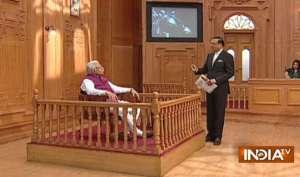CM खट्टर का 'आप की अदालत' में खुलासा, कोर्ट से राम रहीम को भगाने की थी बड़ी साजिश