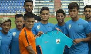 ओह ! तो इसलिए सुनील छेत्री को हो रही है भारत की अंडर-17 फुटबॉल टीम से जलन