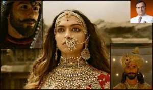 RAJAT SHARMA BLOG: फिल्म 'पद्मावती' पर विवाद