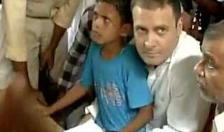 सहारनपुर में बोले राहुल गांधी, 'देश में दलितों को दबाया जा रहा है'