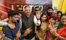 छत्तीसगढ़ विधानसभा चुनाव 2018: जहां CM रमन सिंह को डालना था वोट, उसी मतदान केंद्र का EVM खराब