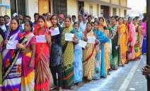 Chhattisgarh Polling: दूसरे चरण में 72 सीटों के लिए मतदान खत्म, 71.93 प्रतिशत वोटिंग दर्ज की गई