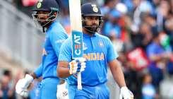 IND vs PAK: शिखर की गैरमौजूदगी में पाकिस्तान के खिलाफ रोहित शर्मा और केएल राहुल की जोड़ी ने रचा इतिह- India TV