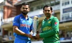 भारत-पाक मैच को लेकर असमंजस बरकरार, सीओए ने कहा- भारत सरकार से बातचीत जारी - India TV Paisa