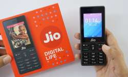 Jio Phone with Google Assistant- IndiaTV Paisa