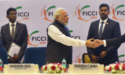 PM Modi in FICCI- IndiaTV Paisa