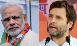 Rahul Gandhi, Narendra Modi, Gujrat election results- IndiaTV Paisa