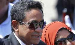 Abdulla Yameen | AP Photo- IndiaTV Paisa