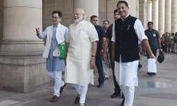संसद की गैलरी में...- IndiaTV Paisa