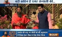 बाबा रामदेव अपने बात...- IndiaTV Paisa