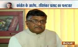 Ravishankar prasad- IndiaTV Paisa