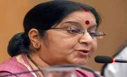 Sushma Swaraj - IndiaTV Paisa