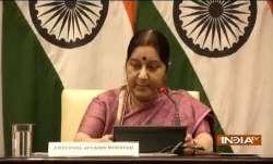 Sushma Swaraj- IndiaTV Paisa