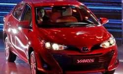 Toyota Yaris- IndiaTV Paisa