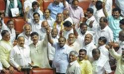 Karnataka: Swearing-in today, Kumaraswamy turns oath into opposition meet- IndiaTV Paisa