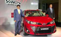 <p>yaris</p>- IndiaTV Paisa