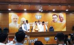 Ex-TMC minister Humayun Kabir joins BJP- IndiaTV Paisa