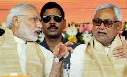Narendra Modi and Nitish Kumar   PTI- IndiaTV Paisa