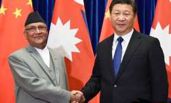 Nepal China- Oli and Jinping- IndiaTV Paisa