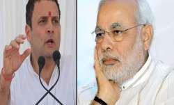 rahul gandhi and pm modi- IndiaTV Paisa