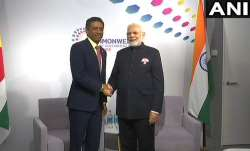 President of the Republic of Seychelles to meet...- IndiaTV Paisa