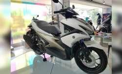 Yamaha Aerox Scooter- IndiaTV Paisa