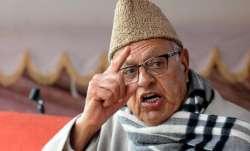 पाकिस्तान से वार्ता बगैर कश्मीर में शांति असंभव: फारूक अब्दुल्ला- IndiaTV Paisa