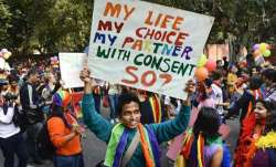 Section 377: supreme court reserves...- IndiaTV Paisa