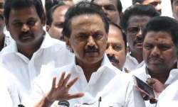 DMK's MK Stalin lashes out at AIADMK over no-confidence motion | Facebook- IndiaTV Paisa