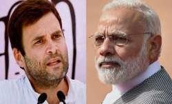 Rahul Gandhi and Narendra Modi | PTI- IndiaTV Paisa