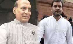 इंतजार कीजिए कल संसद में भूकंप आने वाला है: राजनाथ सिंह- IndiaTV Paisa