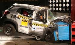 Renault Kwid Crash Test- IndiaTV Paisa