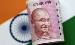 Rupee opens positive on Monday- IndiaTV Paisa