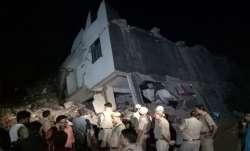 Shabberi building collapse- IndiaTV Paisa