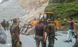 seven killed after landslide hit Sehar...- IndiaTV Paisa