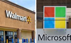 Walmart and Microsoft come together to compete with Amazon- IndiaTV Paisa